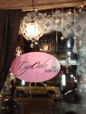 cupcake salon