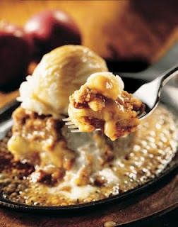 sizzling apple pie